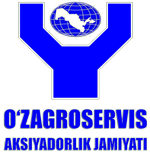 Joint-stock company «Uzagroservis» corporate website